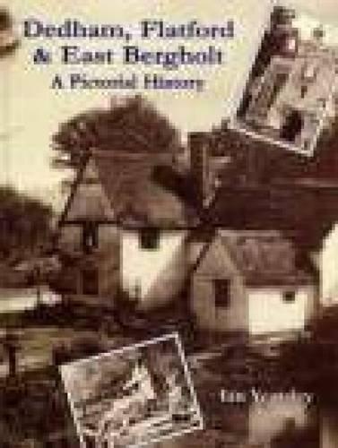 Dedham, Flatford & East Bergholt By Ian Yearsley