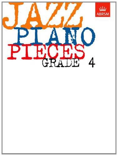 Jazz Piano Pieces, Grade 4