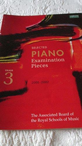 Piano Examination Pieces: Grade 3