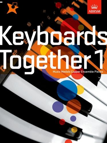 Keyboards Together 1 By Divers Auteurs