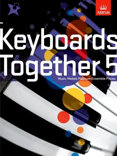 Keyboards Together 5 By Divers Auteurs