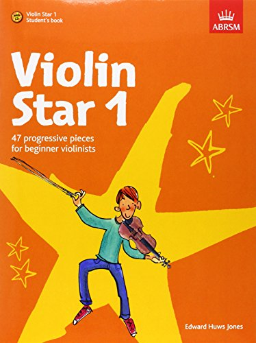 Violin Star 1, Student's book, with CD By By (composer) Edward Huws Jones