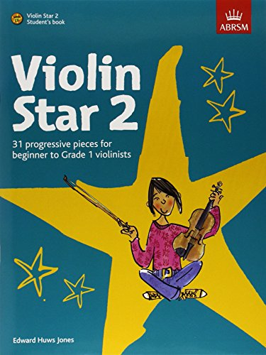 Violin Star 2, Student's book, with CD (Violin Star (ABRSM)) By By (composer) Edward Huws Jones
