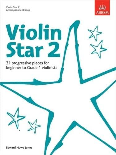 Violin Star 2, Accompaniment book By Edward Huws Jones
