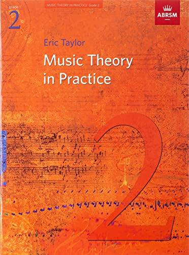 Music Theory In Practice, Grade 2 By Eric Taylor