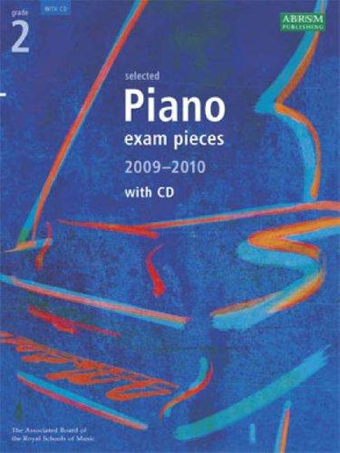 Selected Piano Exam Pieces, 2009-2010, Grade 2