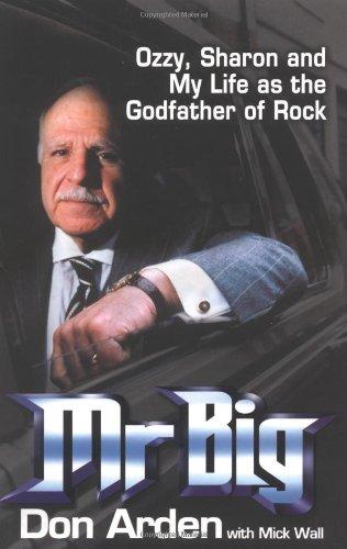 MR BIG By Mick Wall
