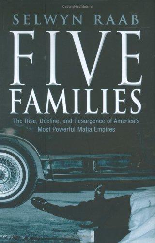 Five Families von Selwyn Raab