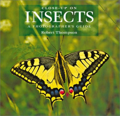 Close-up on Insects By Dr. Robert Thompson