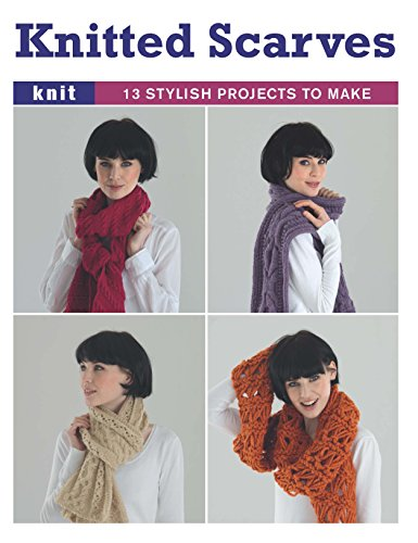 Knitted Scarves By GMC