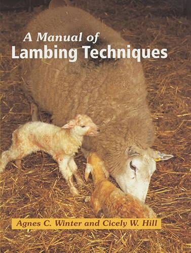 A Manual of Lambing Techniques By Agnes C. Winter