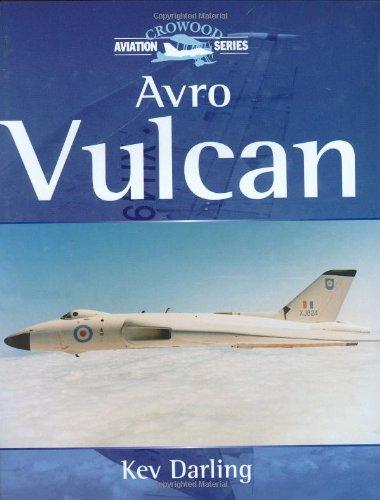Avro Vulcan By Kev Darling
