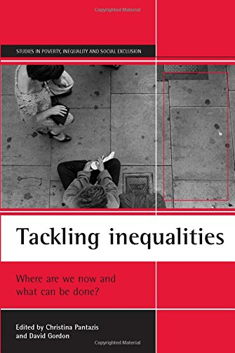 Tackling inequalities By Christina Pantazis