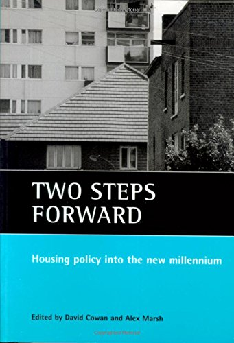 Two steps forward By Dave Cowan (University of Bristol)