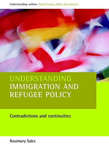 Understanding immigration and refugee policy By Rosemary Sales (Migration and Refugee Research Unit, School of Health and Social Sciences, Middlesex University)