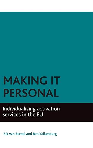 Making it personal By Rik van Berkel