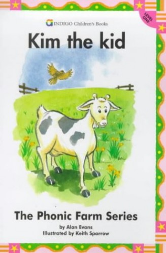 Kim the Kid By Alan Evans