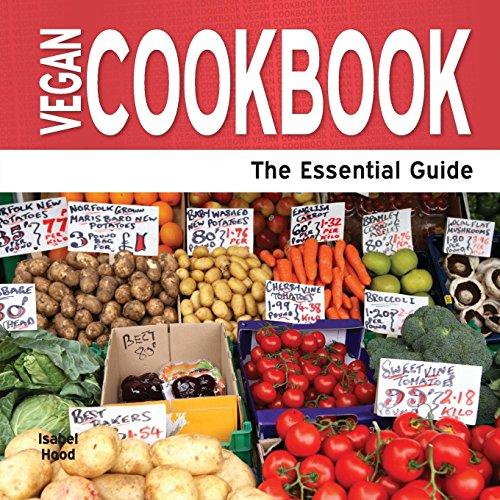 Vegan Cookbook By Isabel Hood