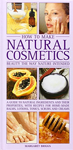Natural Cosmetics By Vivian Head