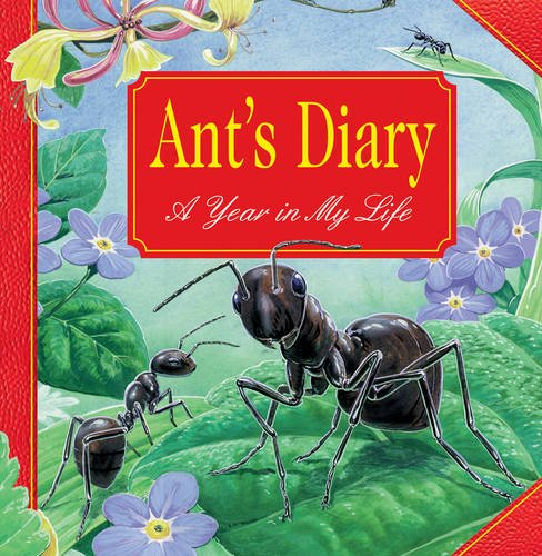 Ant's Diary By Steve Parker
