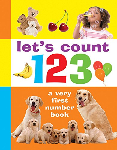 Let's Count 123 By Armadillo Press