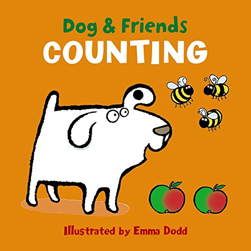 Dog & Friends: Counting By Dodd Emma