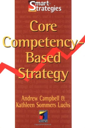 Core Competency Based Strategy By Andrew Campbell