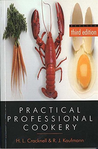 Practical Professional Cookery By H. L. Cracknell