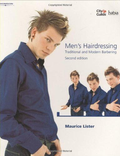 Men's Hairdressing by Maurice Lister