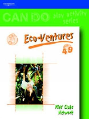 Can Do: Eco-Ventures (4-9) by Kids' Clubs Network