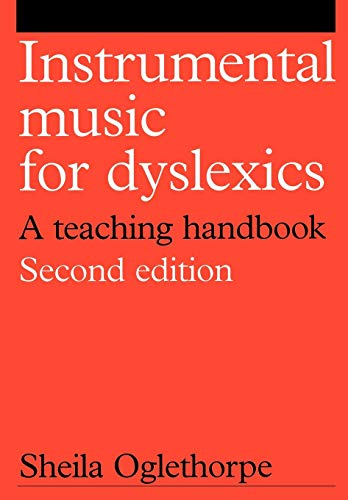 Instrumental Music for Dyslexics By Sheila Oglethorpe