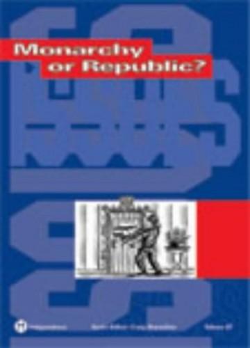 Monarchy or Republic? By Craig Donnellan