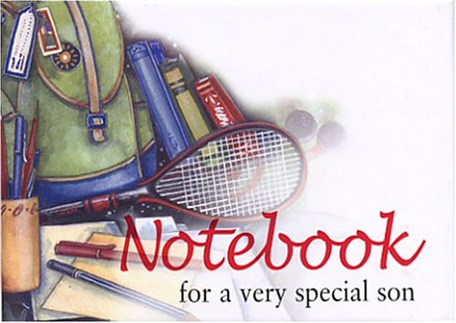 Son Notebook By Exley