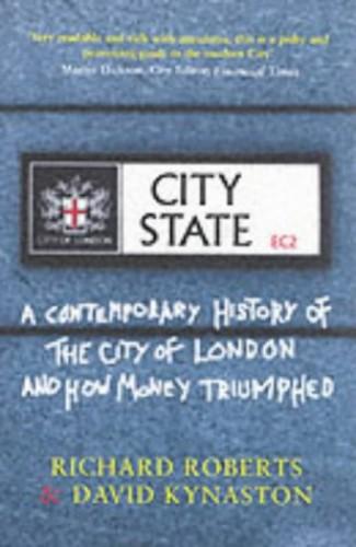 City State By David Kynaston