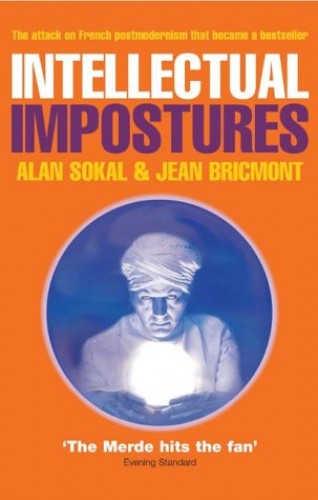 Intellectual Impostures by Jean Bricmont