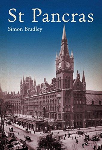 St Pancras Station by Simon Bradley