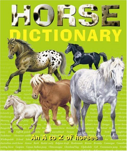 Horse Dictionary By Don Harper