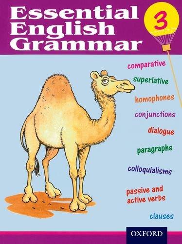 Essential English Grammar: Student Book 3