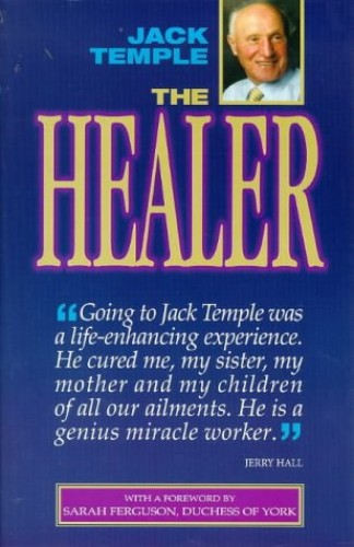 The Healer By Jack Temple