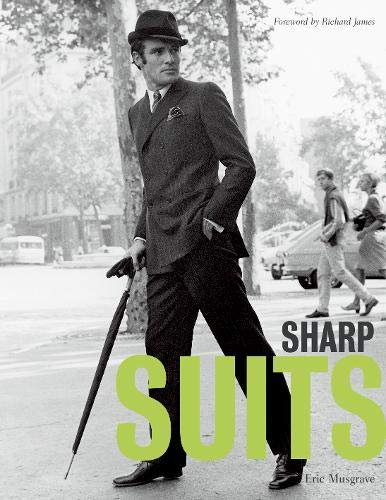 Sharp Suits By Eric Musgrave