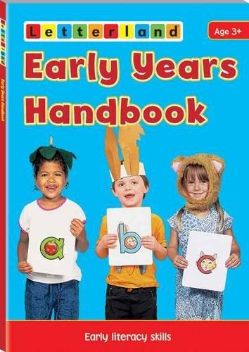 Early Years Handbook By Judy Manson
