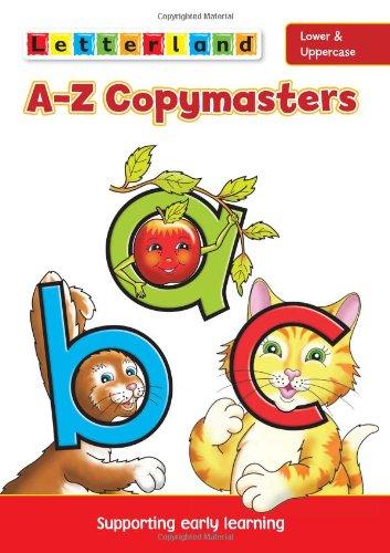 A-Z Copymasters By Lyn Wendon