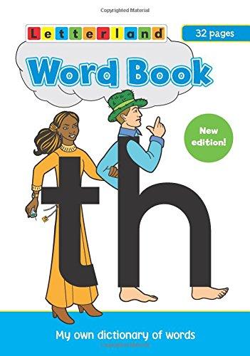 Letterland Wordbook By Lyn Wendon