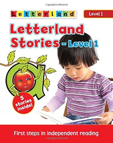 Letterland Stories von Lyn Wendon