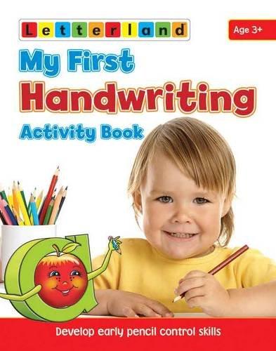 My First Handwriting Activity Book von Sarah Edwards