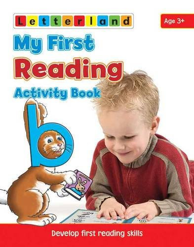 My First Reading Activity Book By Gudrun Freese