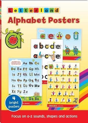 Alphabet Posters von Lyn Wendon