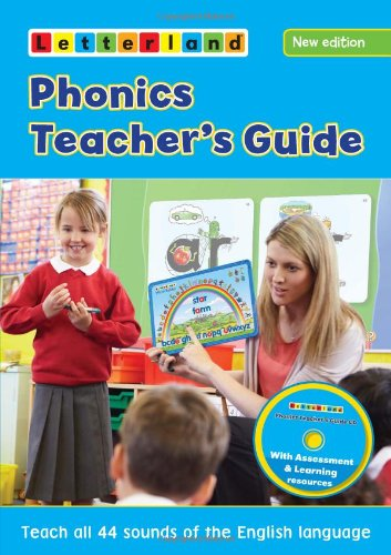 Phonics Teacher's Guide By Lyn Wendon