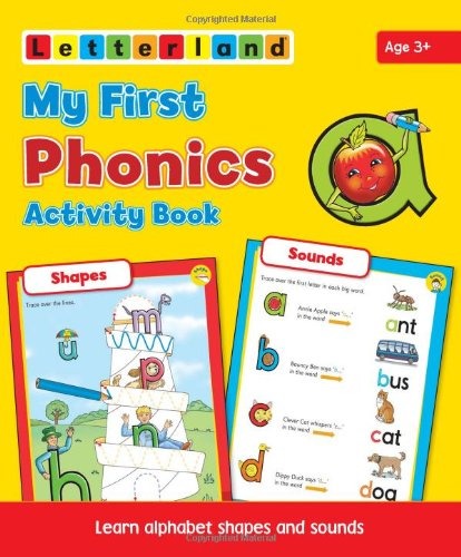 My First Phonics Activity Book By Lisa Holt