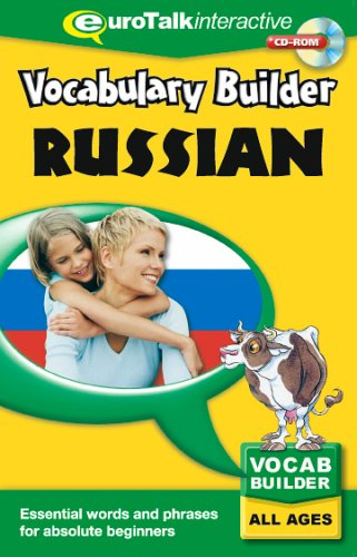 Vocabulary Builder Russian: Language fun for all the family – All Ages (PC/Mac) By EuroTalk Ltd.